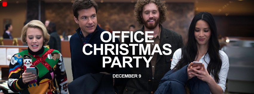 OFFICE CHRISTMAS PARTY |